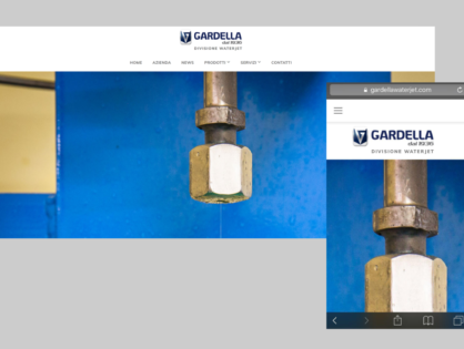 13/11/2017 - Gardella srl new website