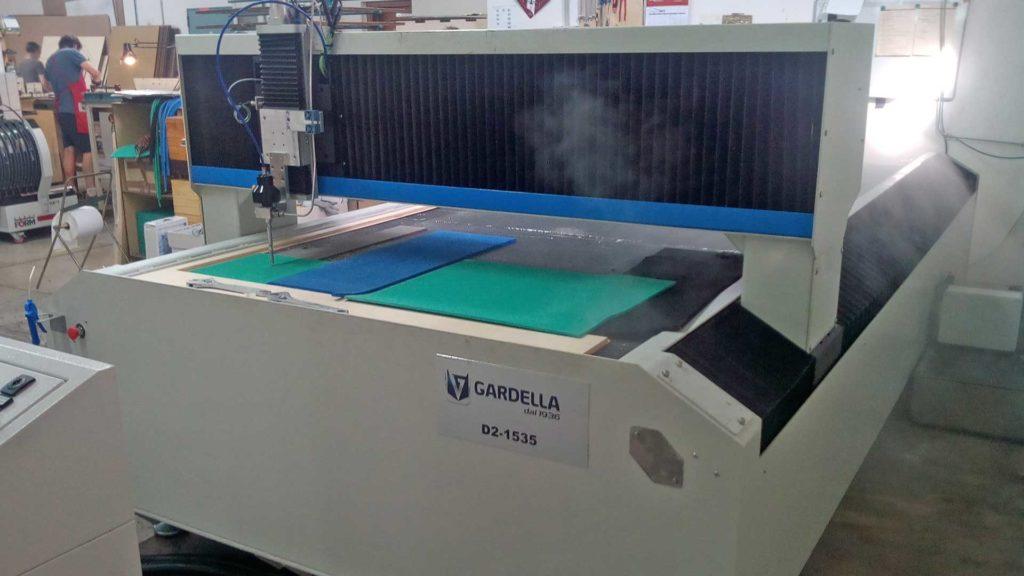 Gardella srl - Cutting Systems - D4 1535
