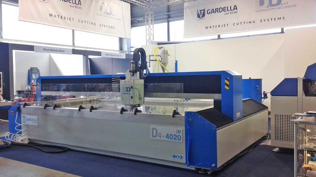 Gardella srl - Cutting Systems - D4 4020
