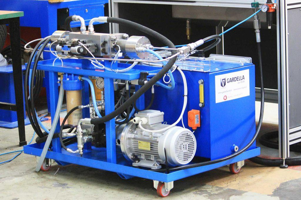 Gardella srl - Miniwaterjet 8