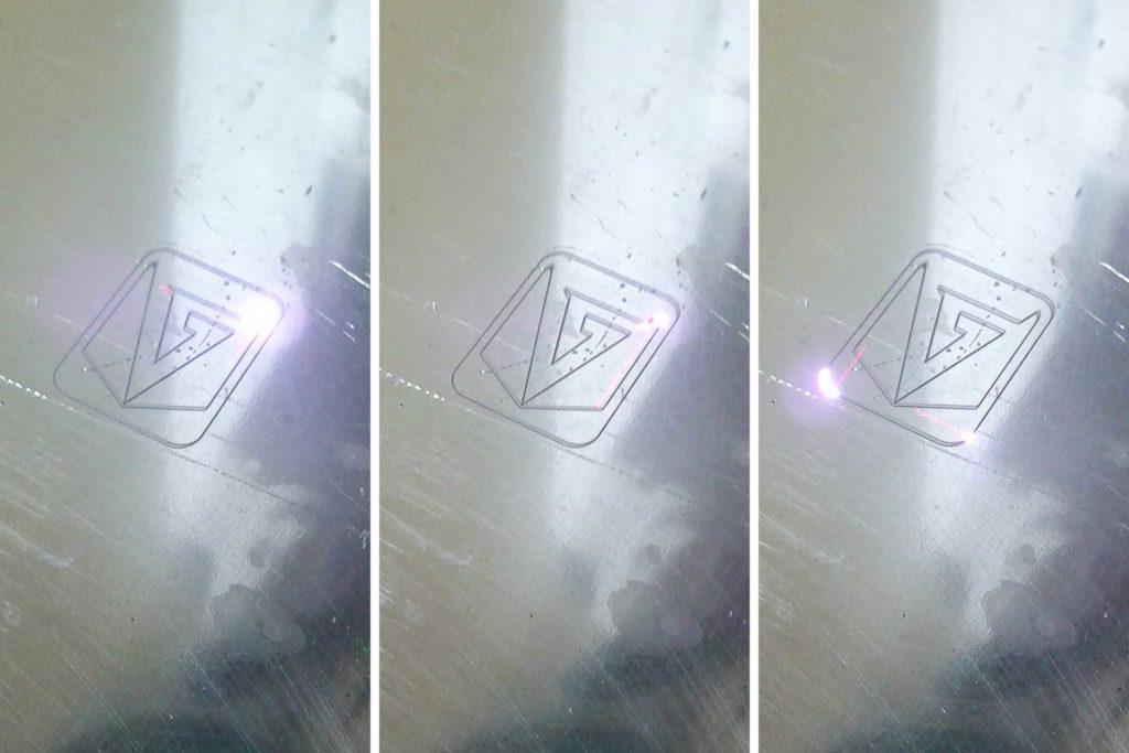 Gardella srl - Marcatura laser: metallo 1