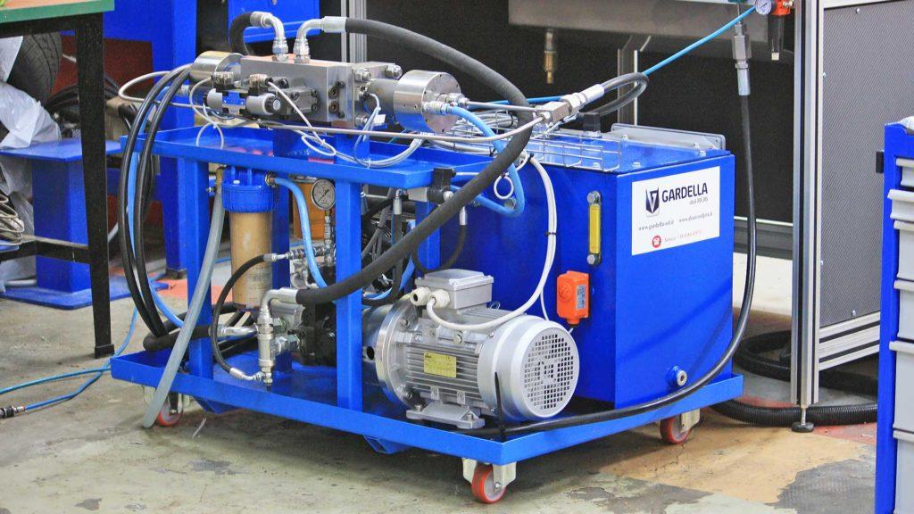 Gardella srl - UHP Pump