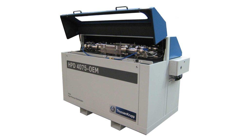 Gardella srl - UHP Pumps HPD 4075