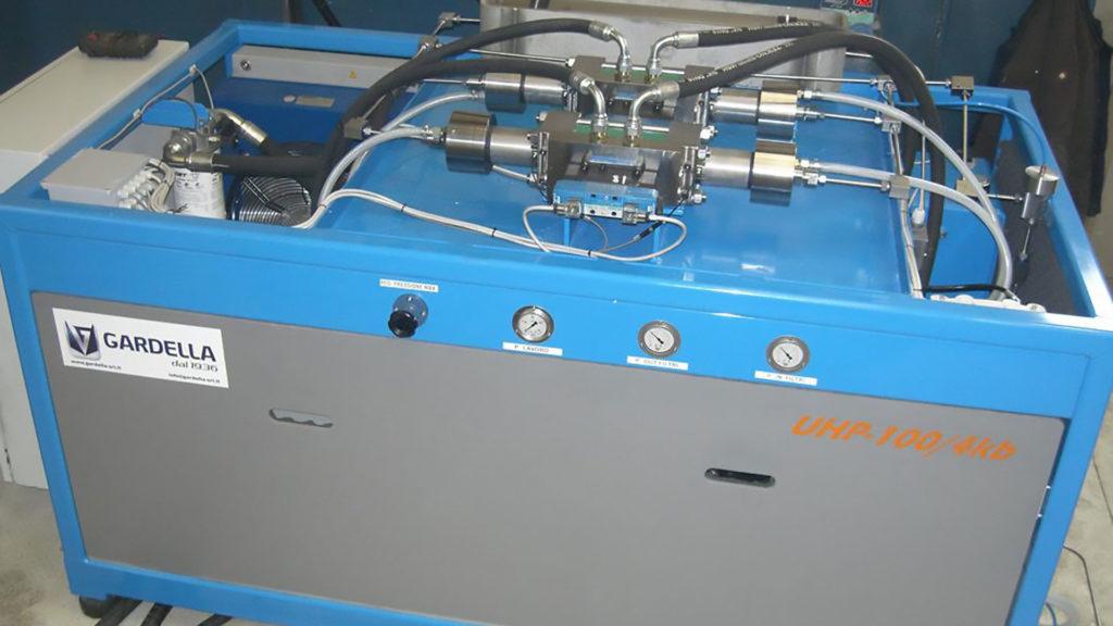 Gardella srl - UHP Pump 100 - 2