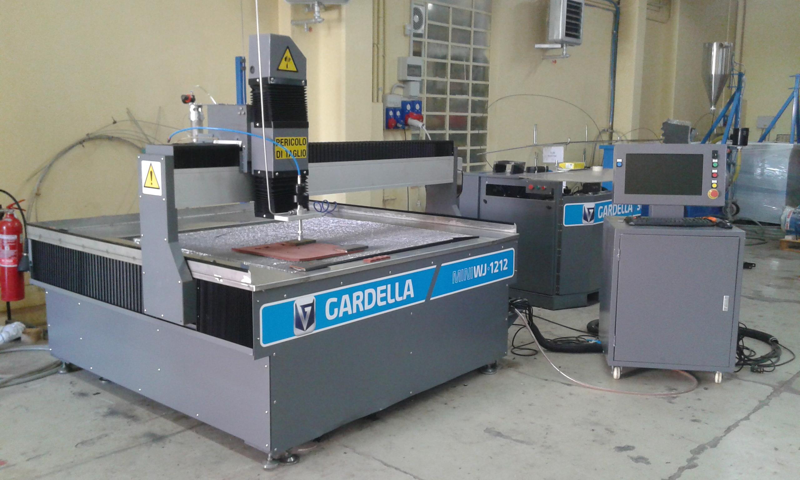Gardella srl - Impianto nuovo