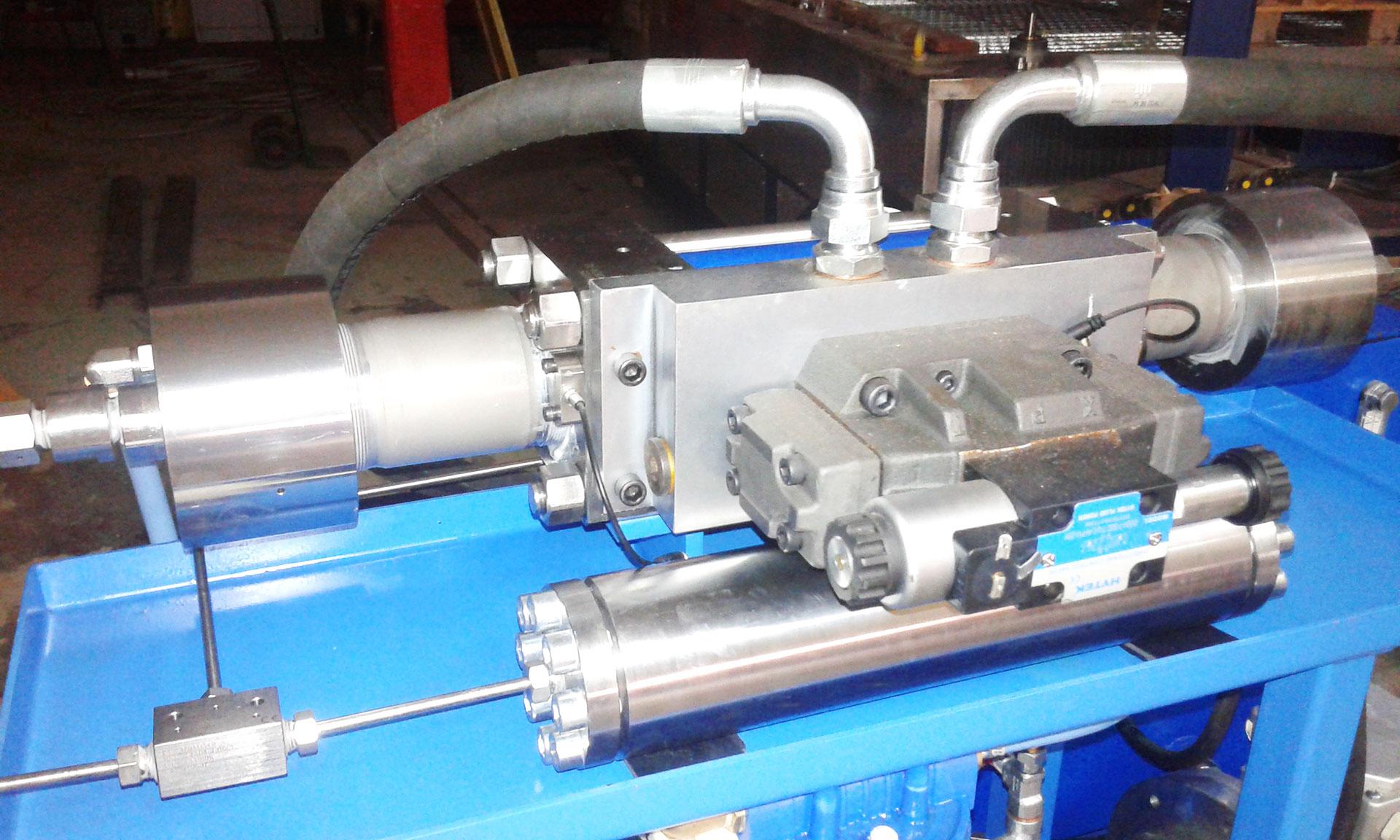 Gardella srl - Miniwaterjet (pompa dettaglio)